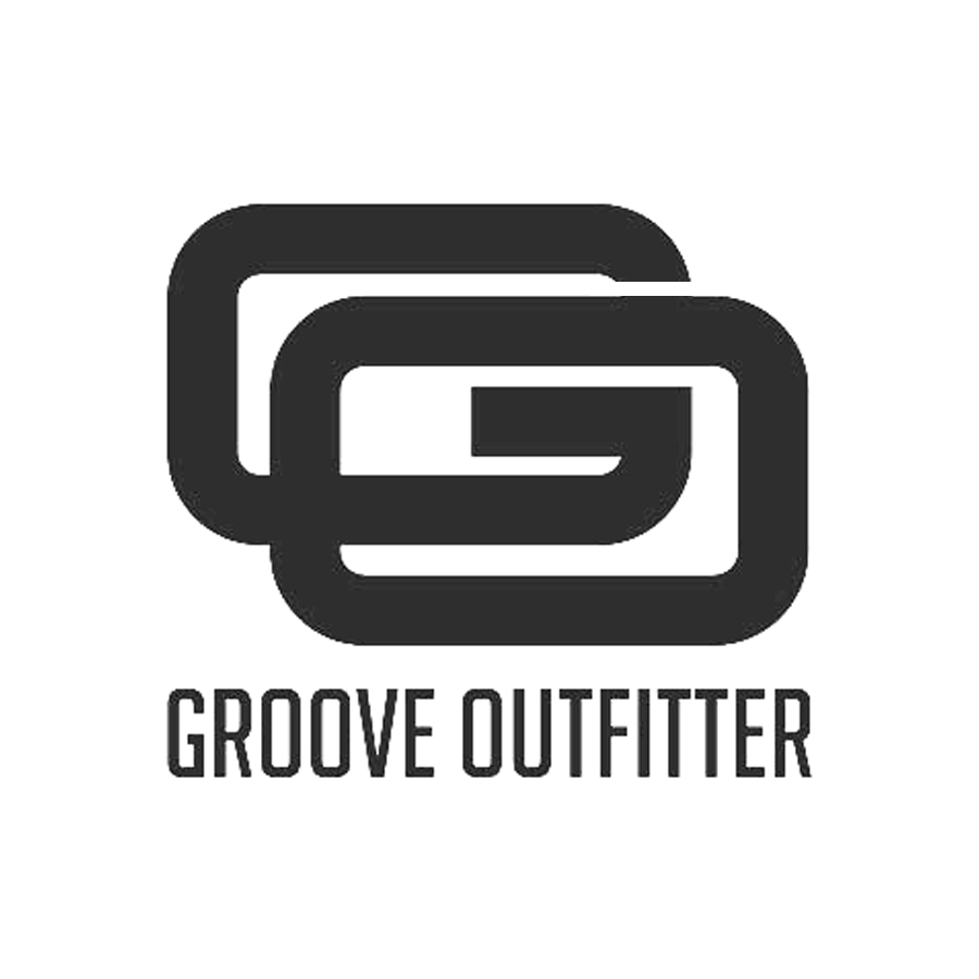 Groove Outfitter logo by Marcos Crespo
