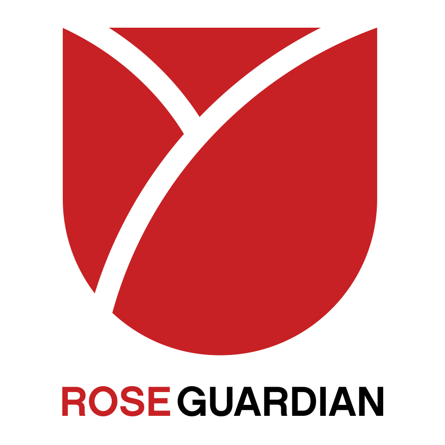 Rose Guardian logo by Marcos Crespo