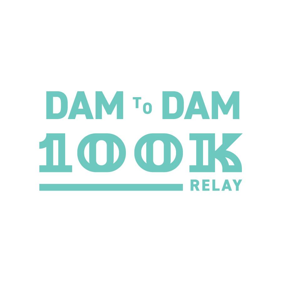 Dam to Dam Logotype