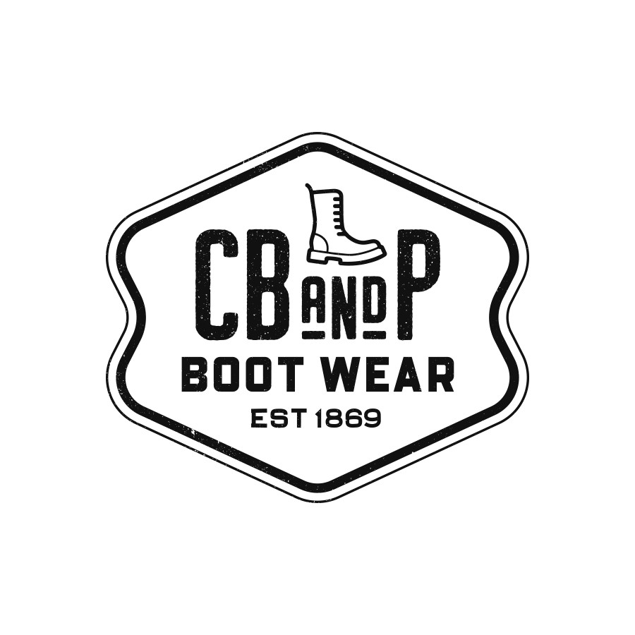 CBP Boot Wear Logo