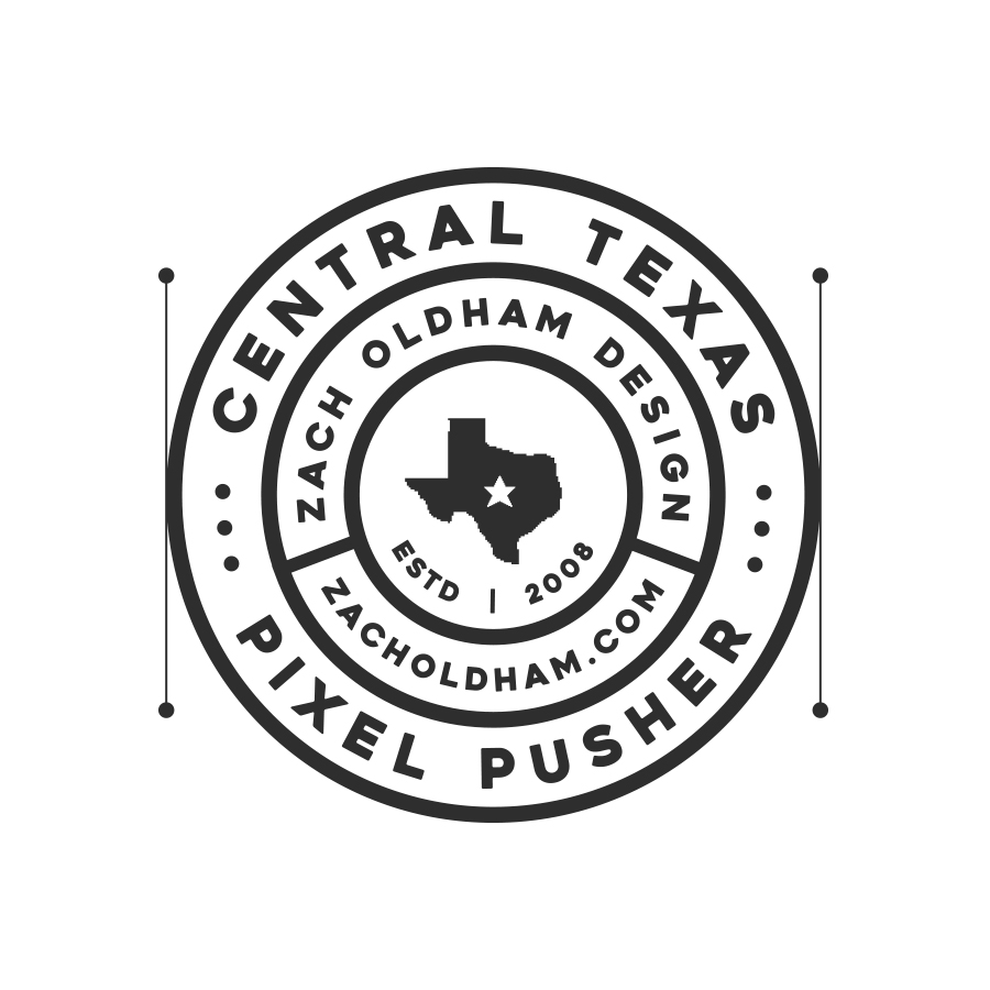 Central Texas Pixel Pusher