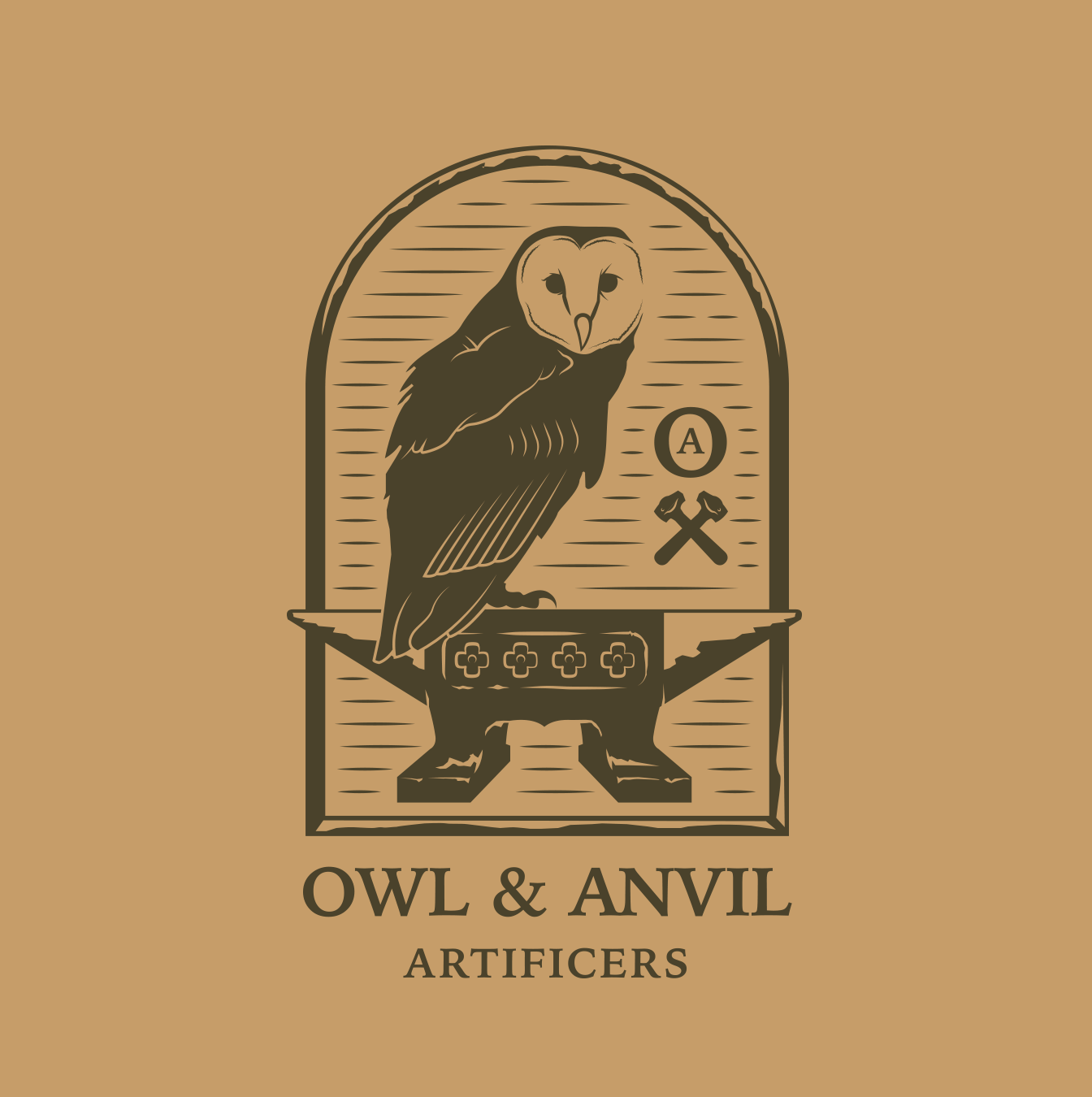 Owl & Anvil