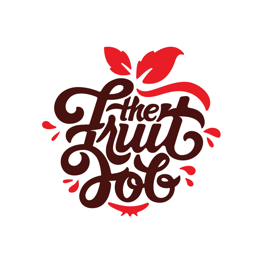 The Fruit Job Logo