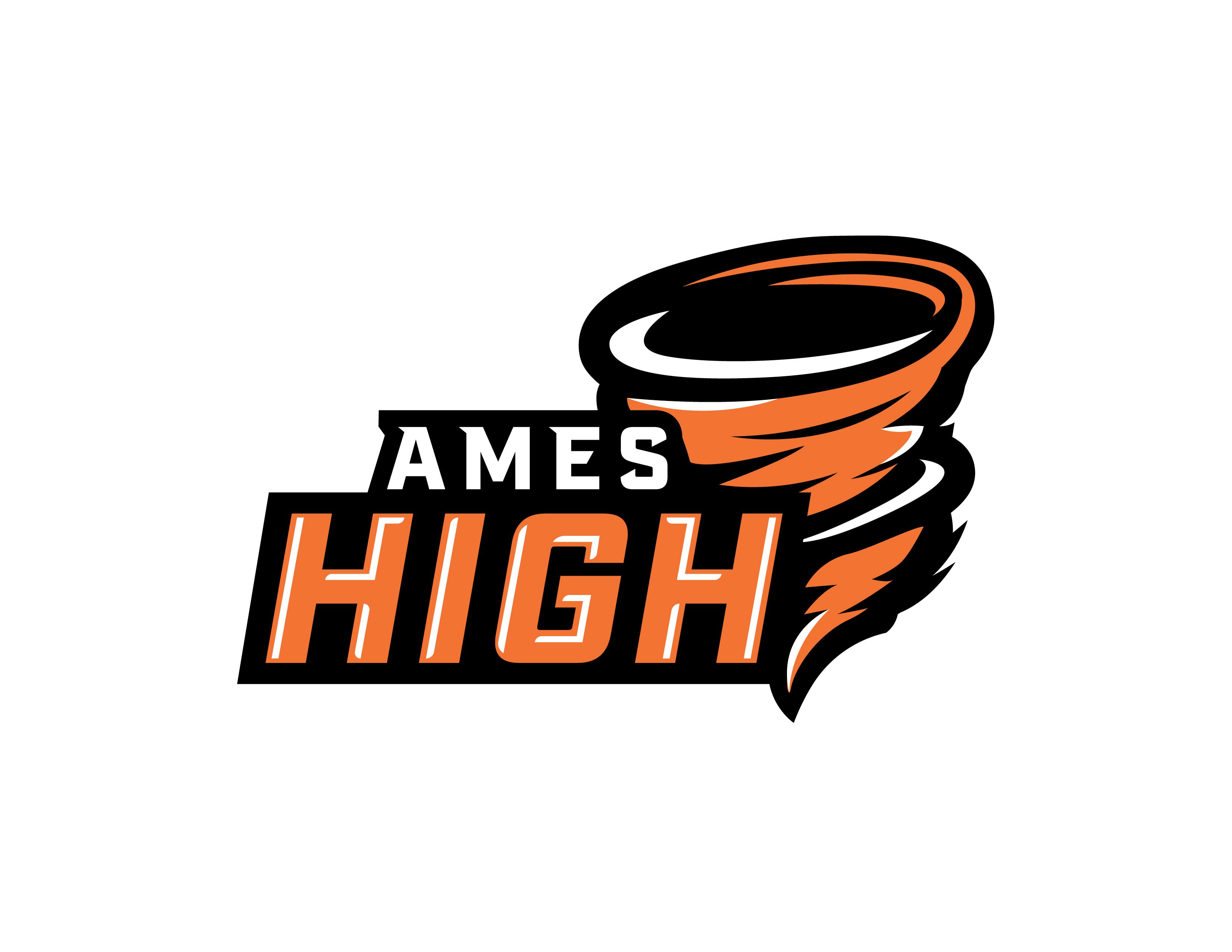 Ames High Mascot