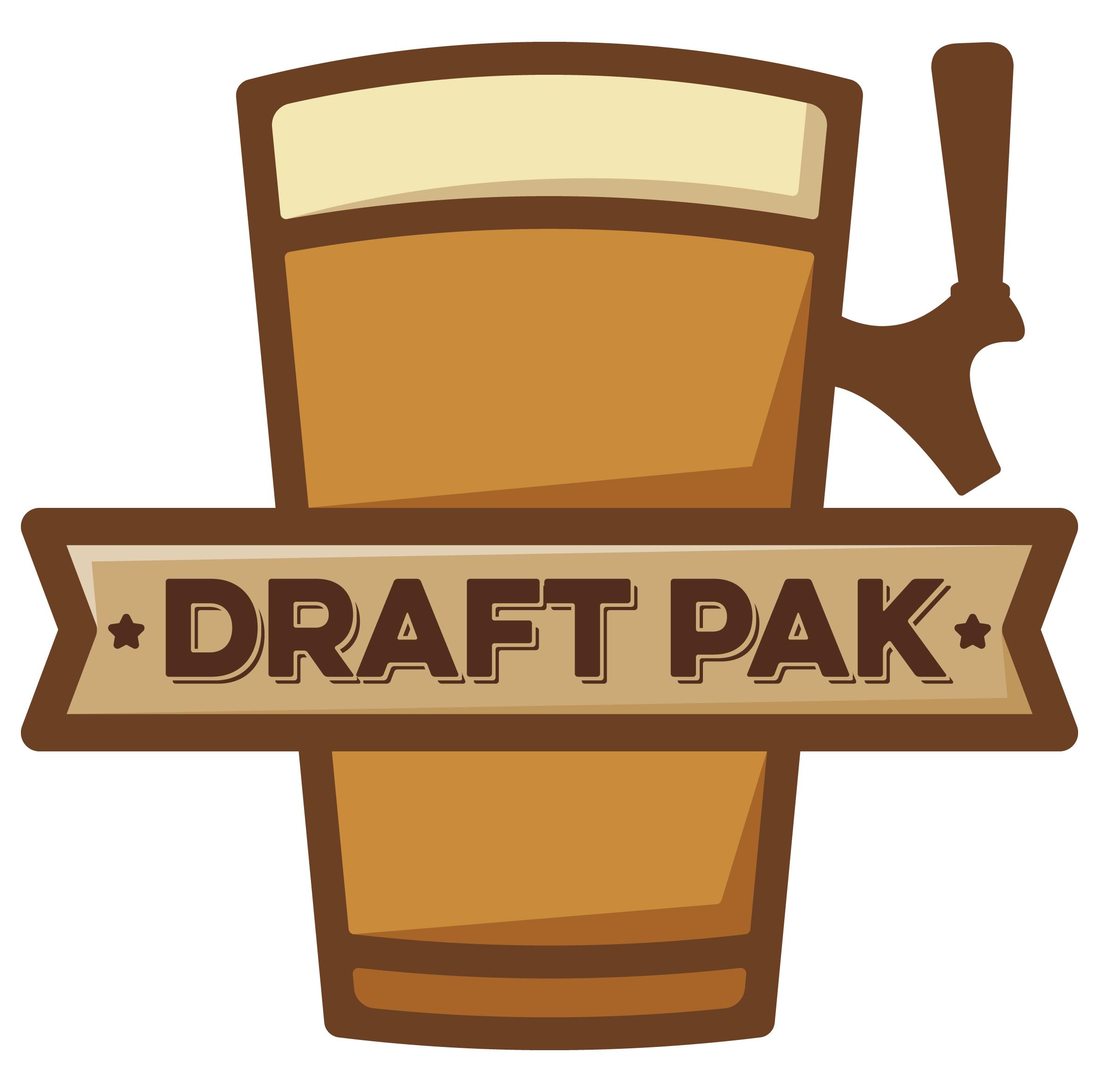 DraftPak Logo