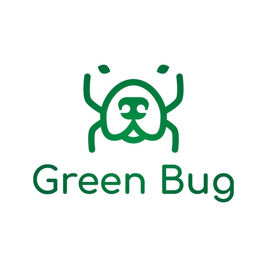 Green Bug Logo
