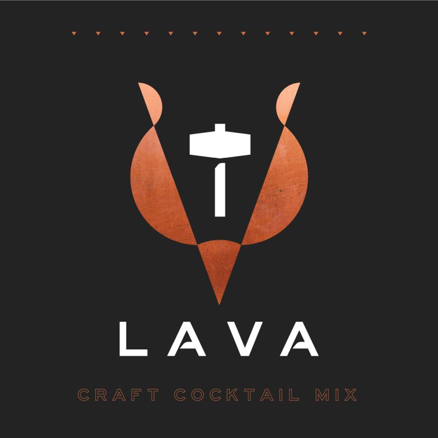 Lava Craft Cocktails Mix Logo