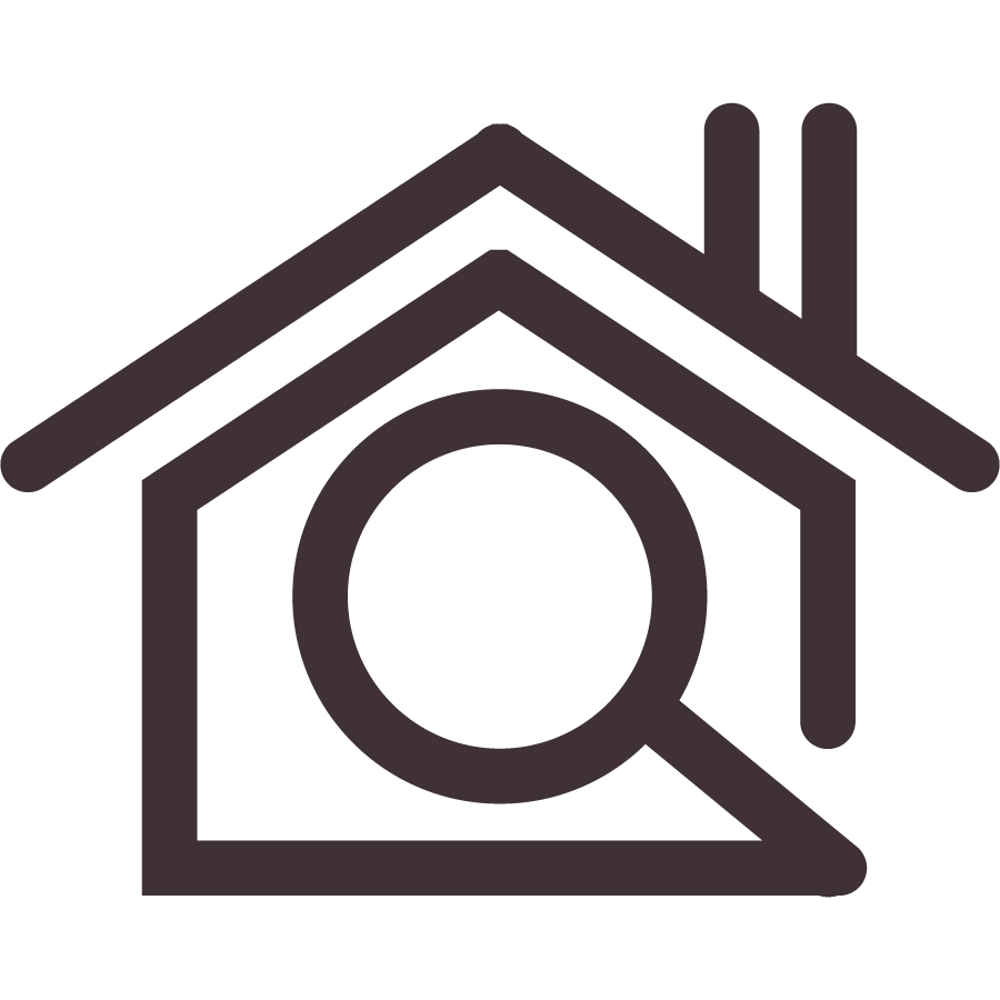 house search 3 logo design by logo designer Michael Matsushita for your inspiration and for the worlds largest logo competition