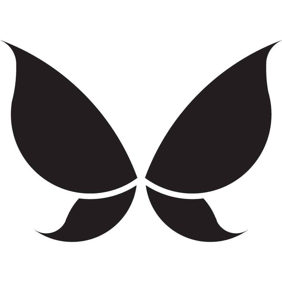 butterfly logo design by logo designer Michael Matsushita for your inspiration and for the worlds largest logo competition