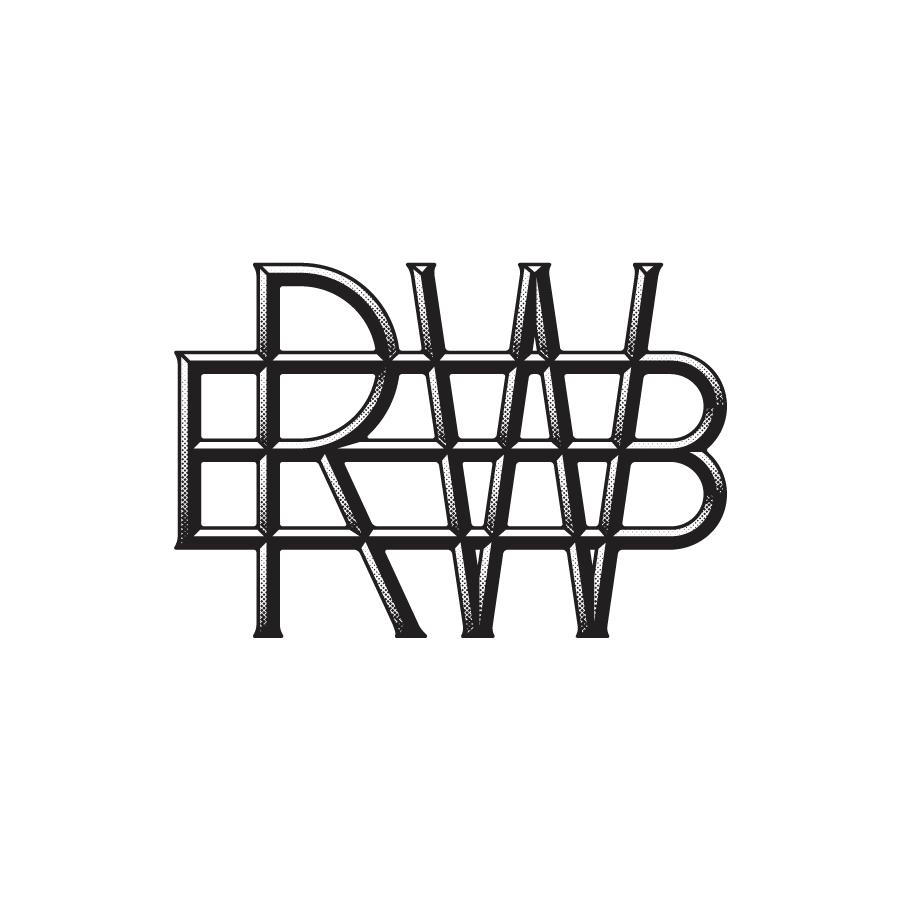 RoseWood Block & Co - Monogram