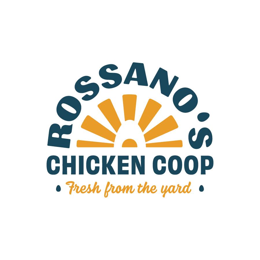 Rossano's Chicken Coop - Main Logo