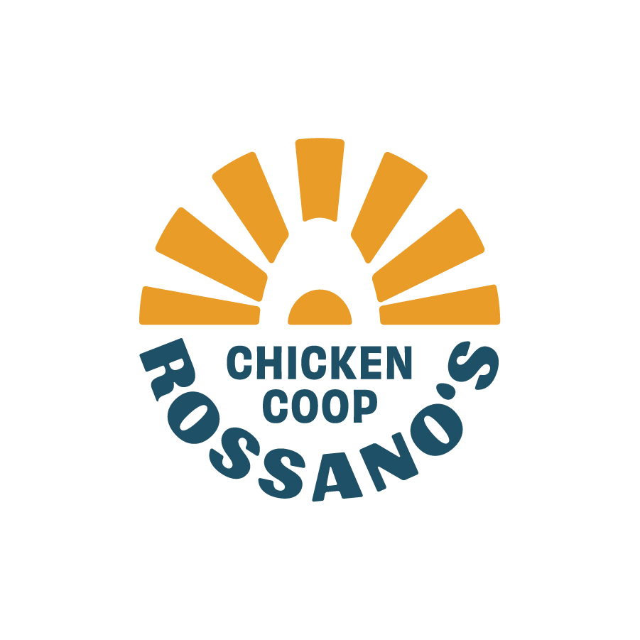 Rossano's Chicken Coop - Secondary Logo
