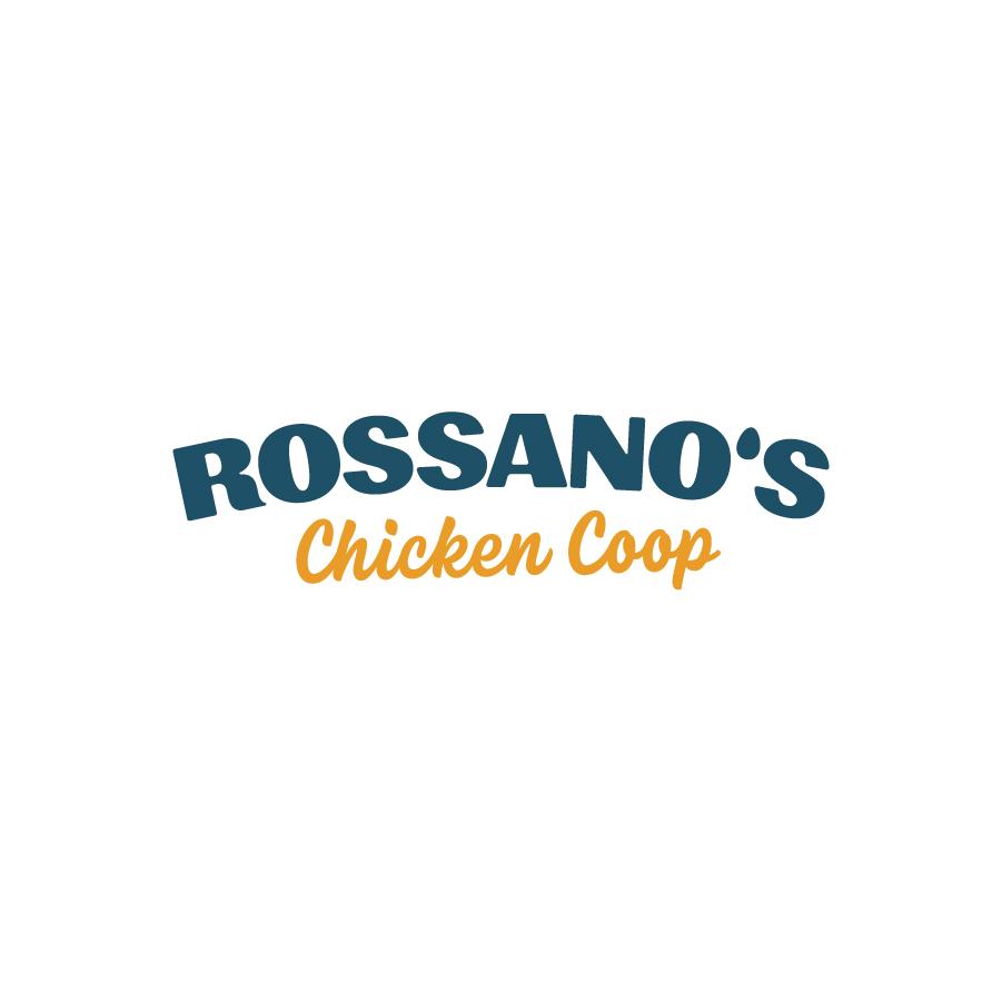 Rossano's Chicken Coop - Wordmark