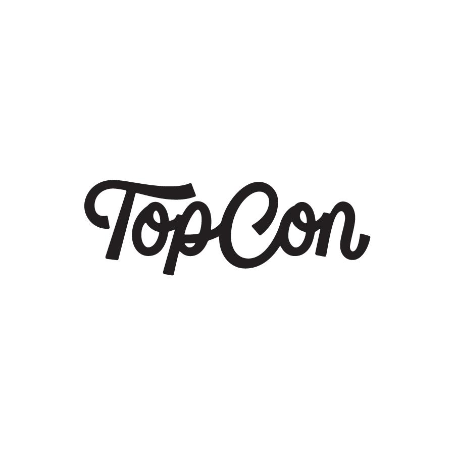 TopCon Wordmark