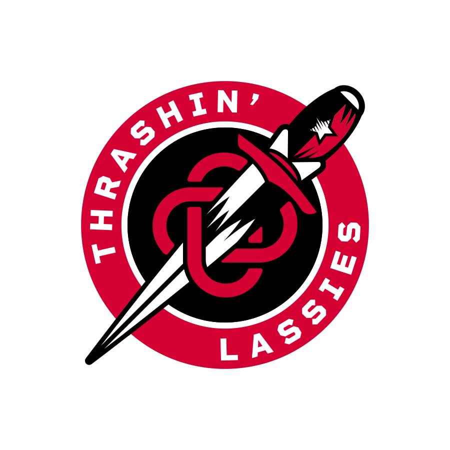 Thrashin' Lassies