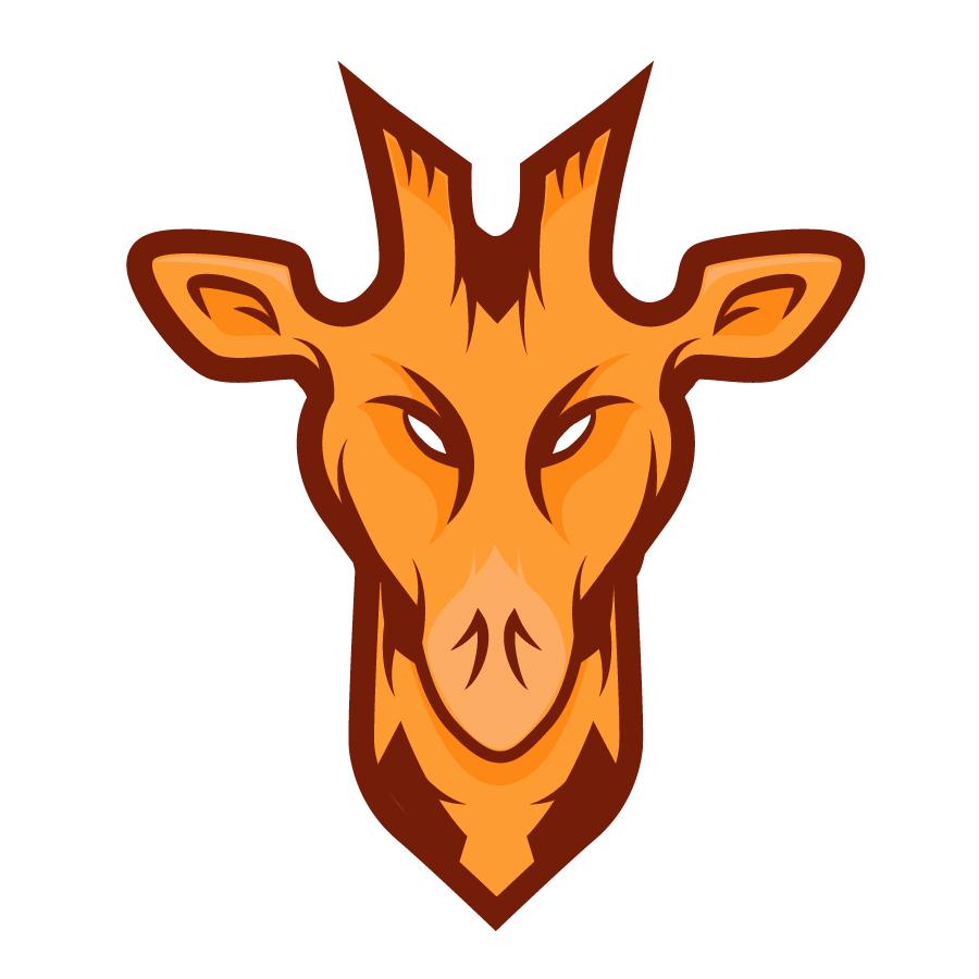 Giraffe Sports Logo
