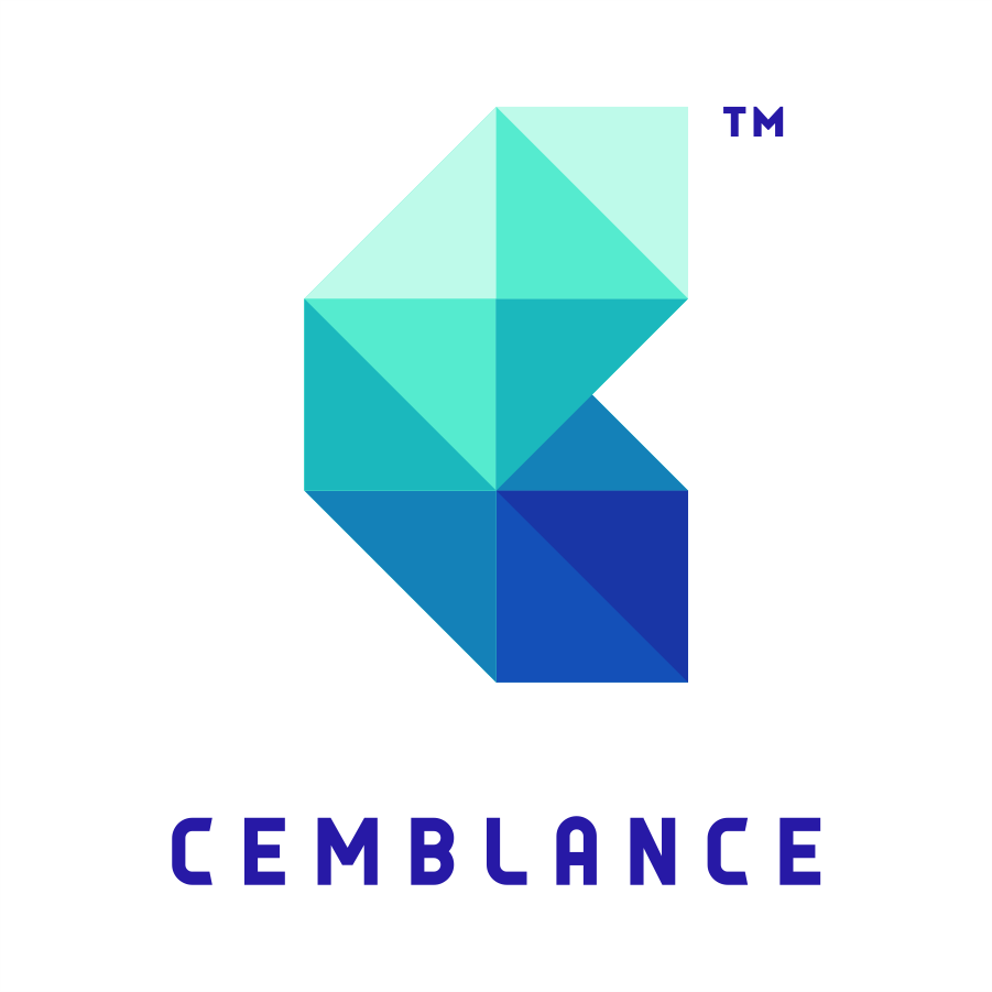 Cemblance logo design by logo designer Szende Brassai for your inspiration and for the worlds largest logo competition