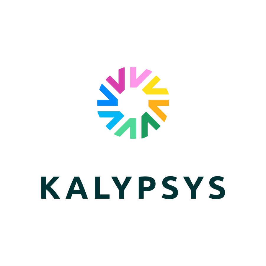 Kalypsys logo design by logo designer Szende Brassai for your inspiration and for the worlds largest logo competition