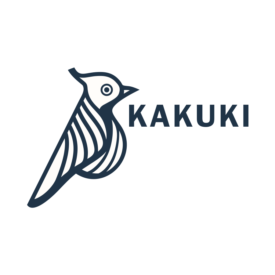 Kakuki logo design by logo designer Szende Brassai for your inspiration and for the worlds largest logo competition