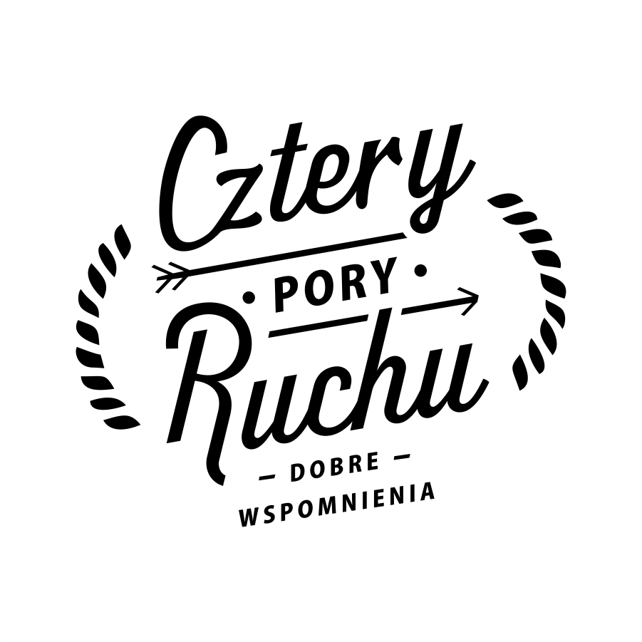 Cztery Pory Ruchu logo design by logo designer Szende Brassai for your inspiration and for the worlds largest logo competition