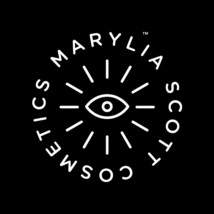 Marylia Scott Cosmetics full logo