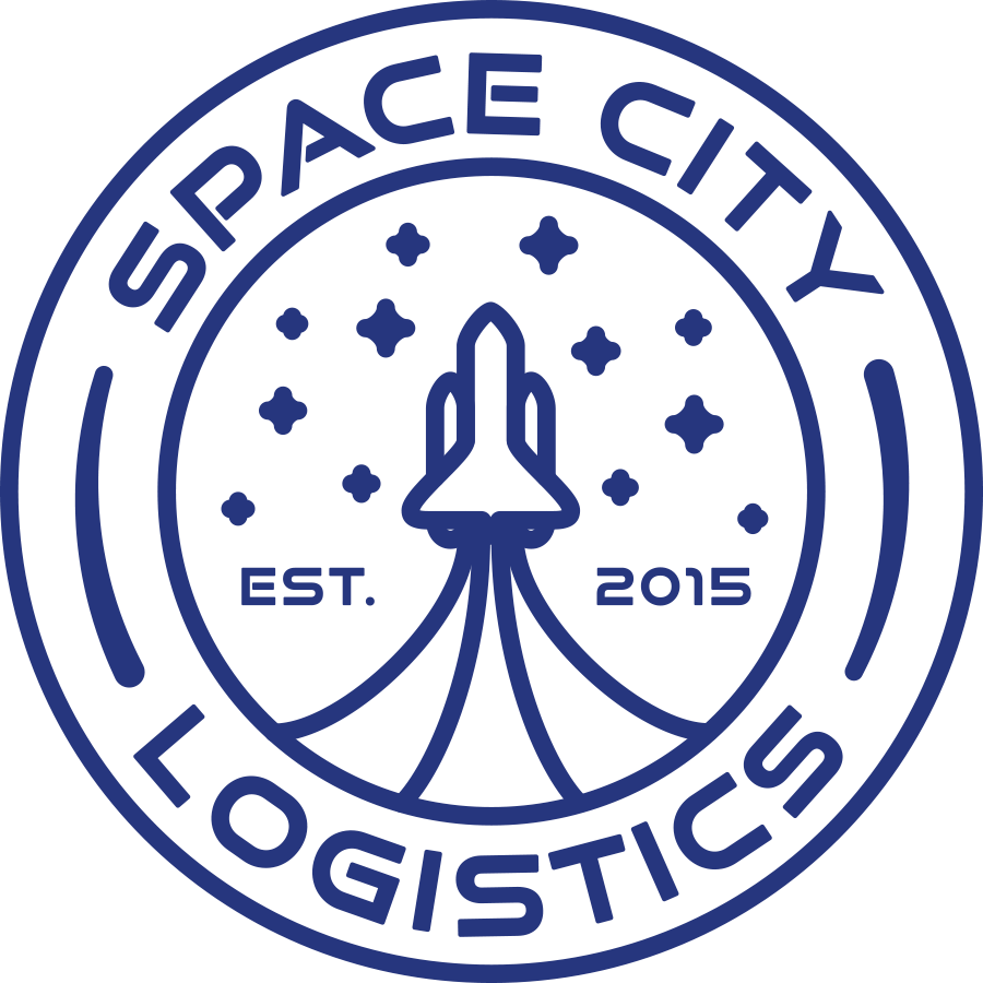 Space City Logistics Badge