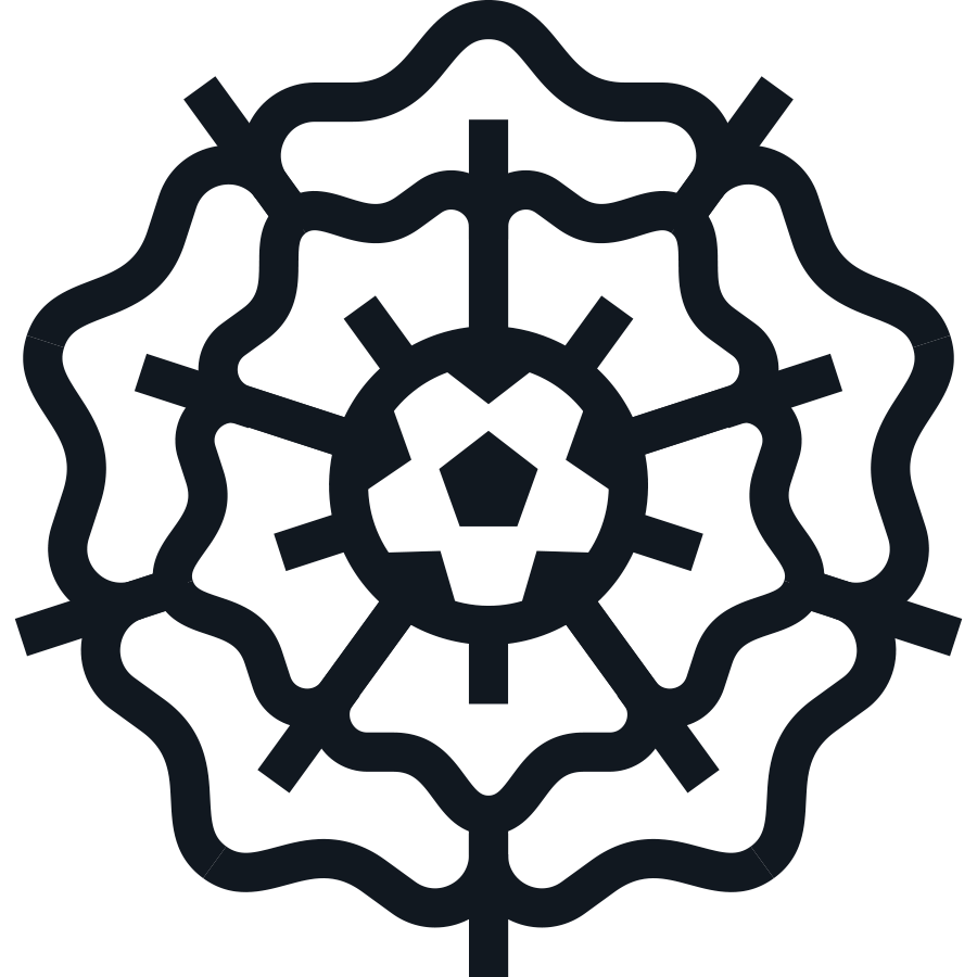 Black Rose FC Logo