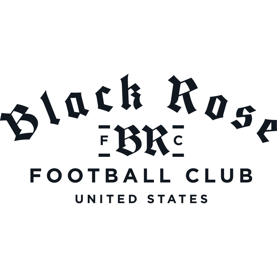 Black Rose FC Wordmark