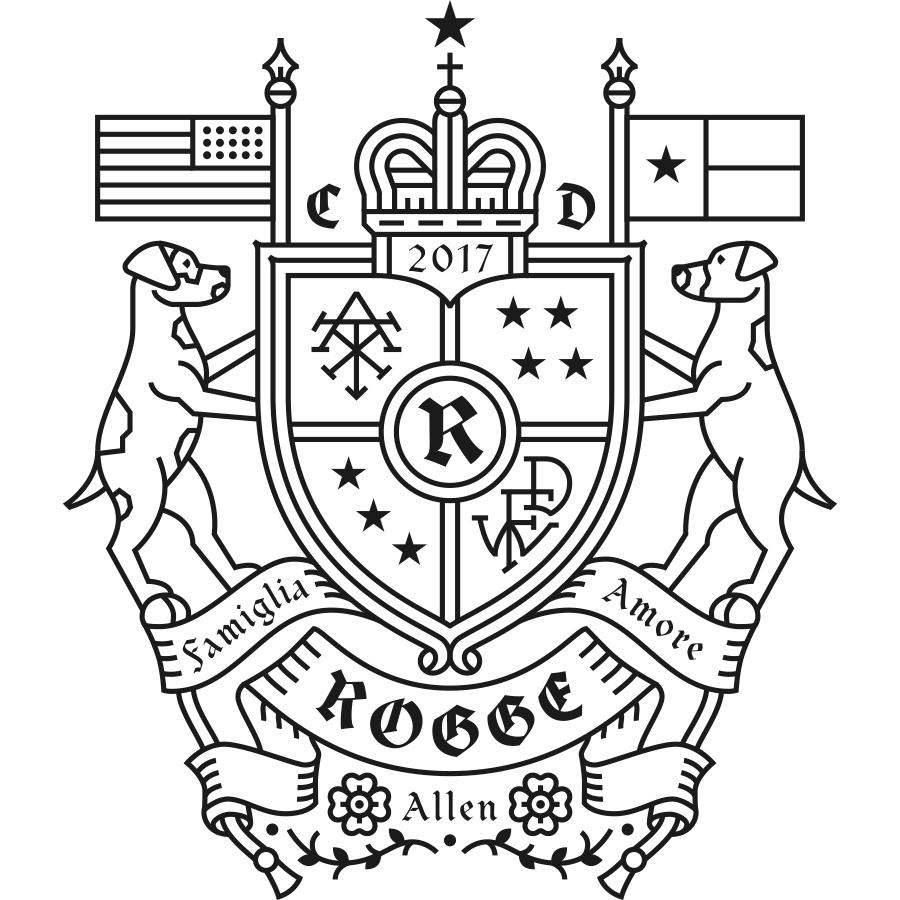 Rogge Family Crest