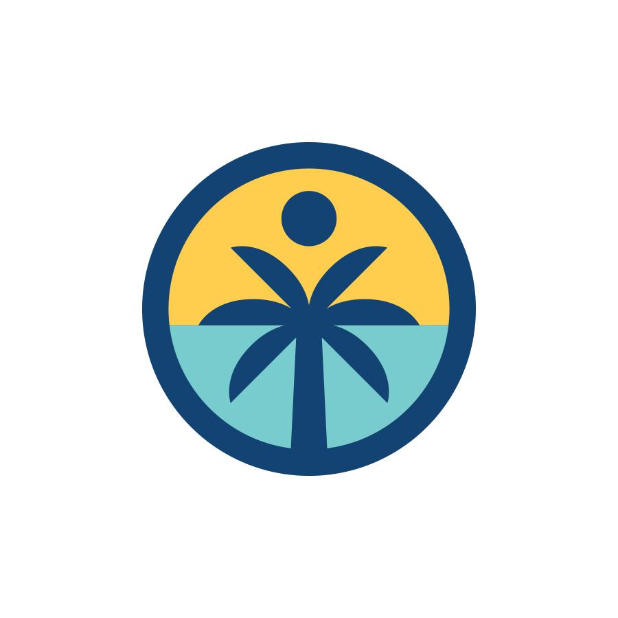 Brevard County Secondary Logo