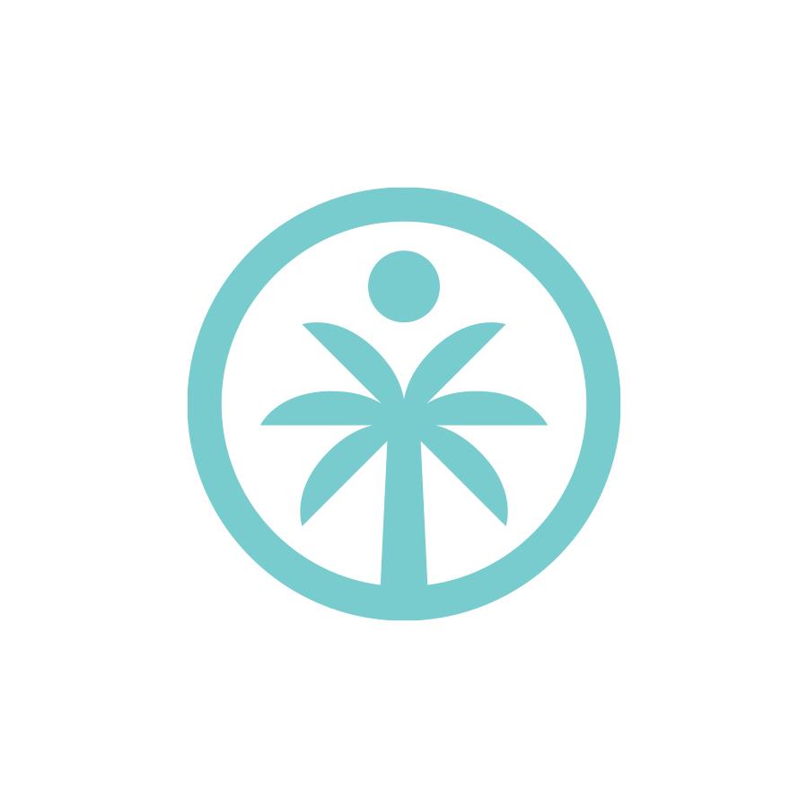 Brevard County Monochrome Secondary Logo