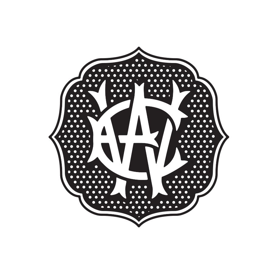 West End Salon Monogram Badge