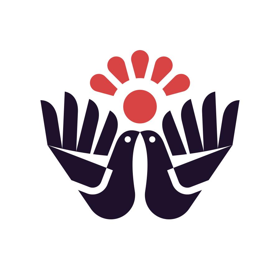 Kiss logo design by logo designer Konstantin Reshetnikov for your inspiration and for the worlds largest logo competition
