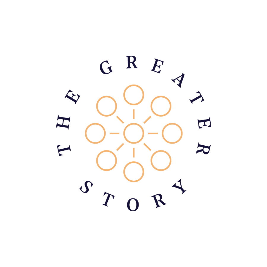 The Greater Story logo only