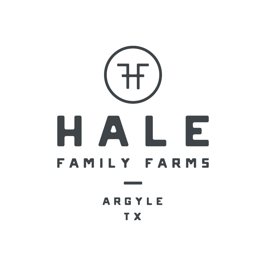 Hale Family Farms full logo