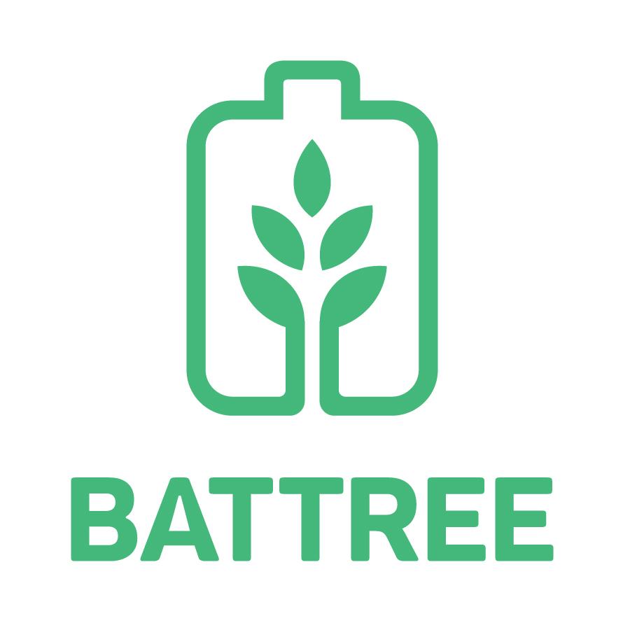 Battery + Tree