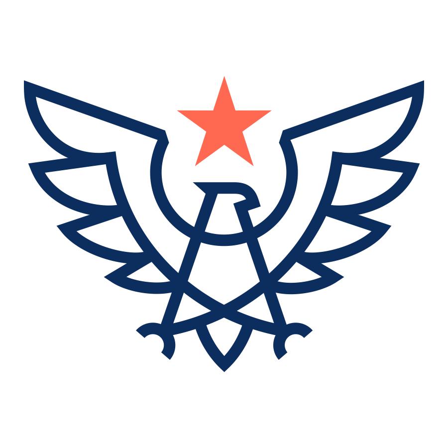 Eagle mark logo design by logo designer Badim36 for your inspiration and for the worlds largest logo competition