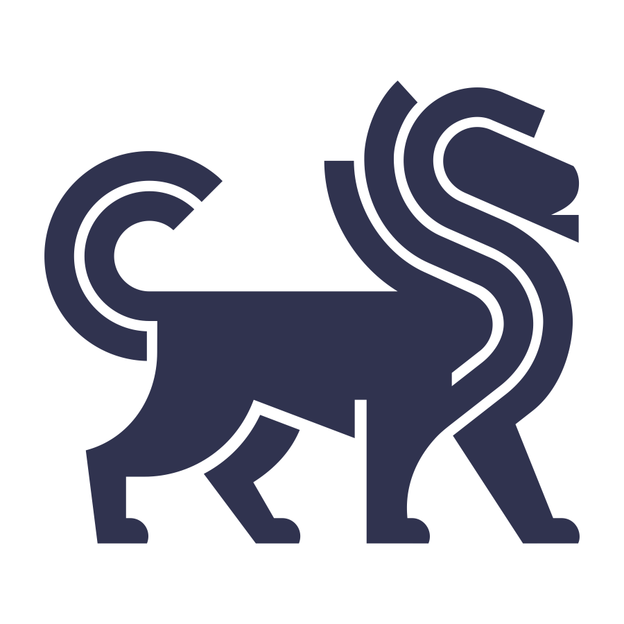 Lion mark logo design by logo designer Badim36 for your inspiration and for the worlds largest logo competition