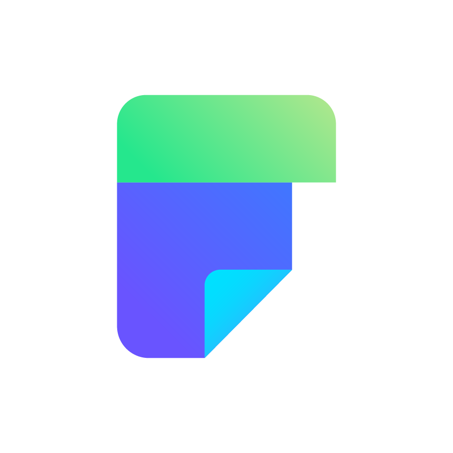 F for Form Logo Exploration