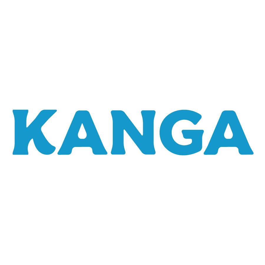 Kanga Coolers - Primary Logo