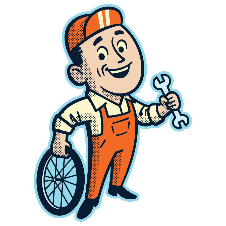 Acme Mobile Bike Repair (Mascot)