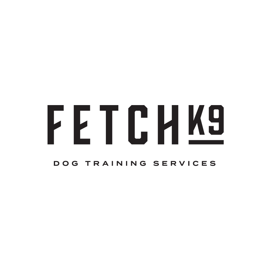 Fetch K9 - Wordmark