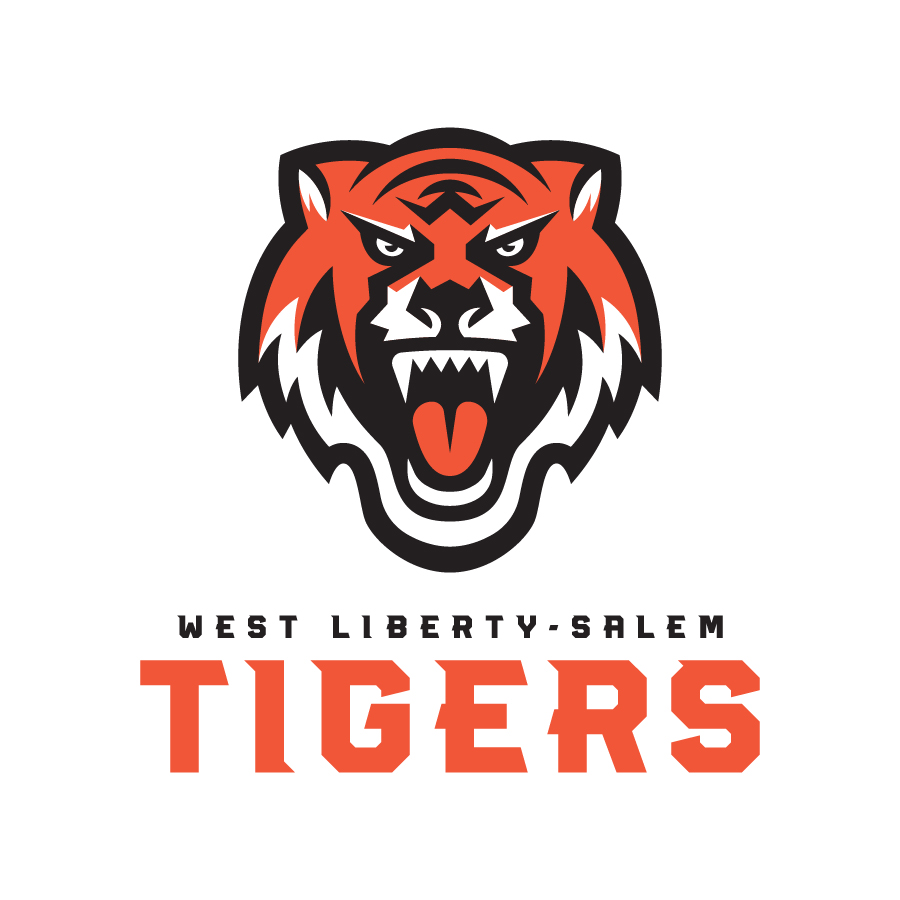 WLS Tigers - Full Lockup