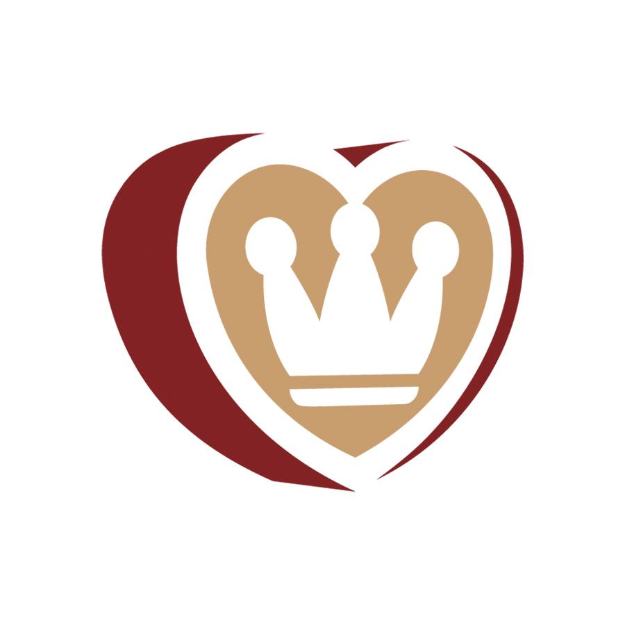 Royal Heart Logo