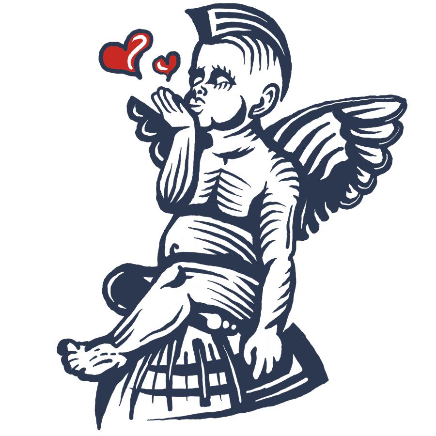 Punk Angel logo