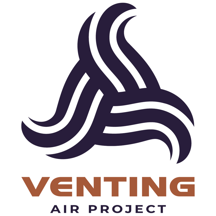 Venting air project logo