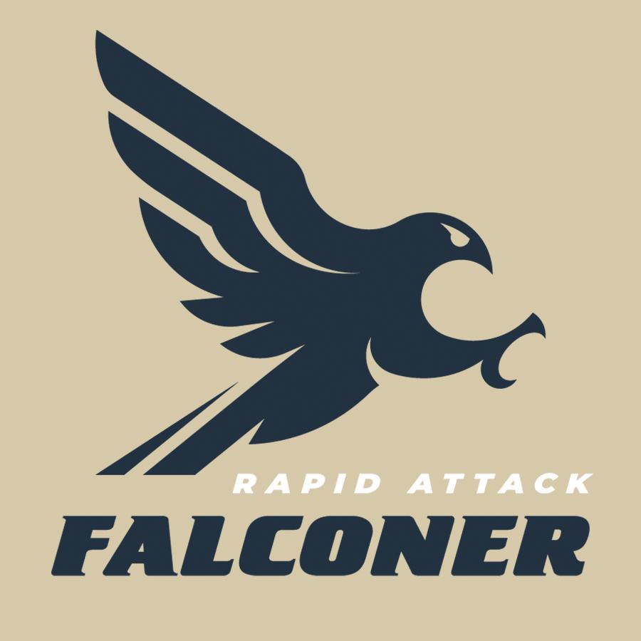 Falconer rapid attack logo