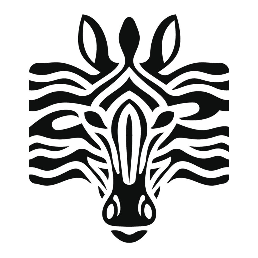 Zebra Logo logo design by logo designer Dmitriy Dzendo for your inspiration and for the worlds largest logo competition