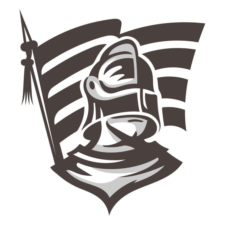 Warrior Winner Logo logo design by logo designer Dmitriy Dzendo for your inspiration and for the worlds largest logo competition