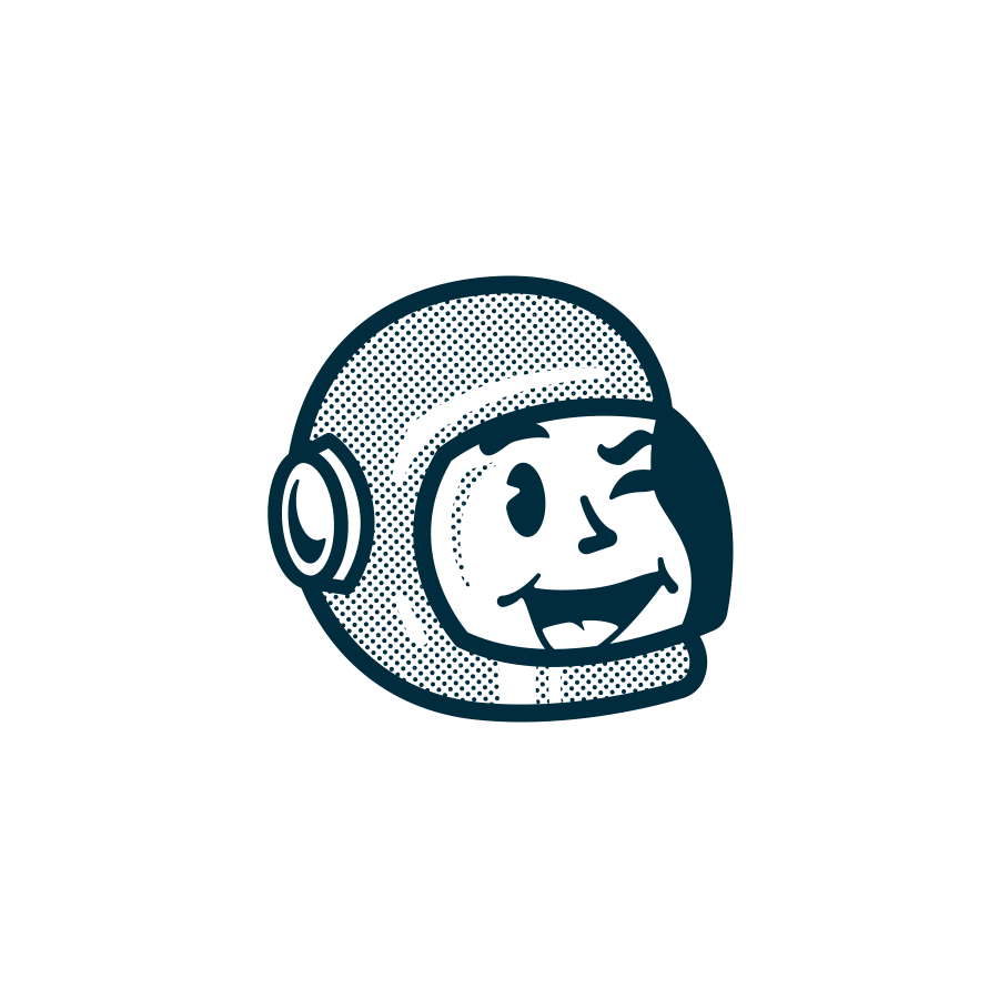 Pioneer Astronaut - One Color
